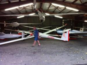 Weissenburg Hangar